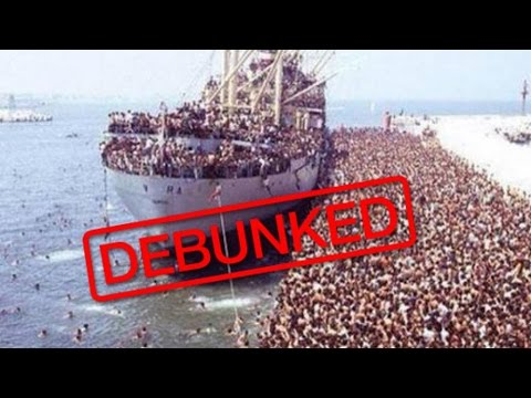 Refugee Crisis Apocalypse Debunked! Islamic Invasion in Europe & USA !