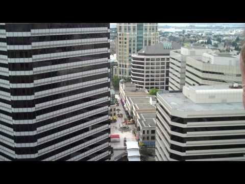 Top o' the Tribune Tower - Oakland, CA 9/12/09