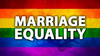 Marriage Equality (And Why Arguments Against It Are Pathetic)