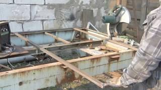 видео Замок для калитки из профнастила: выбор, установка