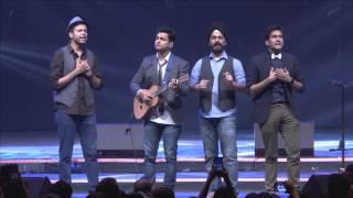 EIC & Kenneth Sebastian @ YouTube FanFest India 2016