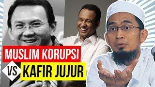 "Video Jika Ditanya ""Pilih Mana Muslim Korupsi dan Kafir Jujur?"" - Ustadz Adi Hidayat LC MA download MP3, 3GP, MP4, WEBM, AVI, FLV Oktober 2018"