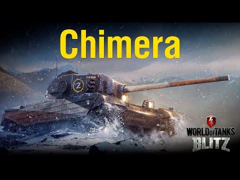 Обзор Chimera [WoT Blitz 6.10]