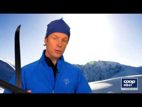 Coop Obs! Hypermarked skitips - Smøring