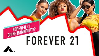 Forever 21 Going Bankrupt!? What the HELL Happened?