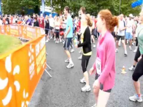 Semi marathon en musique Birmingham 2009
