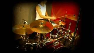 NIGHTWISH  -  WHOEVER BRINGS THE NIGHT (drum cover)