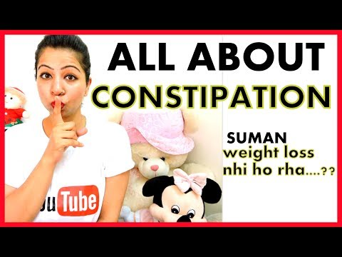 How to Relieve Constipation Quickly & Naturally | 5 Best Home Remedies for Constipation in Hindi