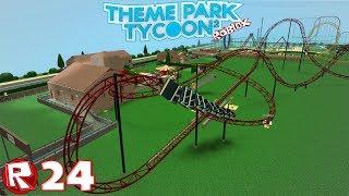 Roblox - Episodio 24 Tema Parco Tycoon 2 - Bulldozer / FR