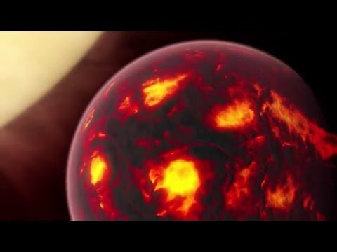 Gases Identified in Super-Earth's Atmosphere | Video