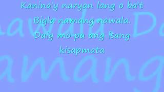 Repeat youtube video Kisapmata by Rivermaya