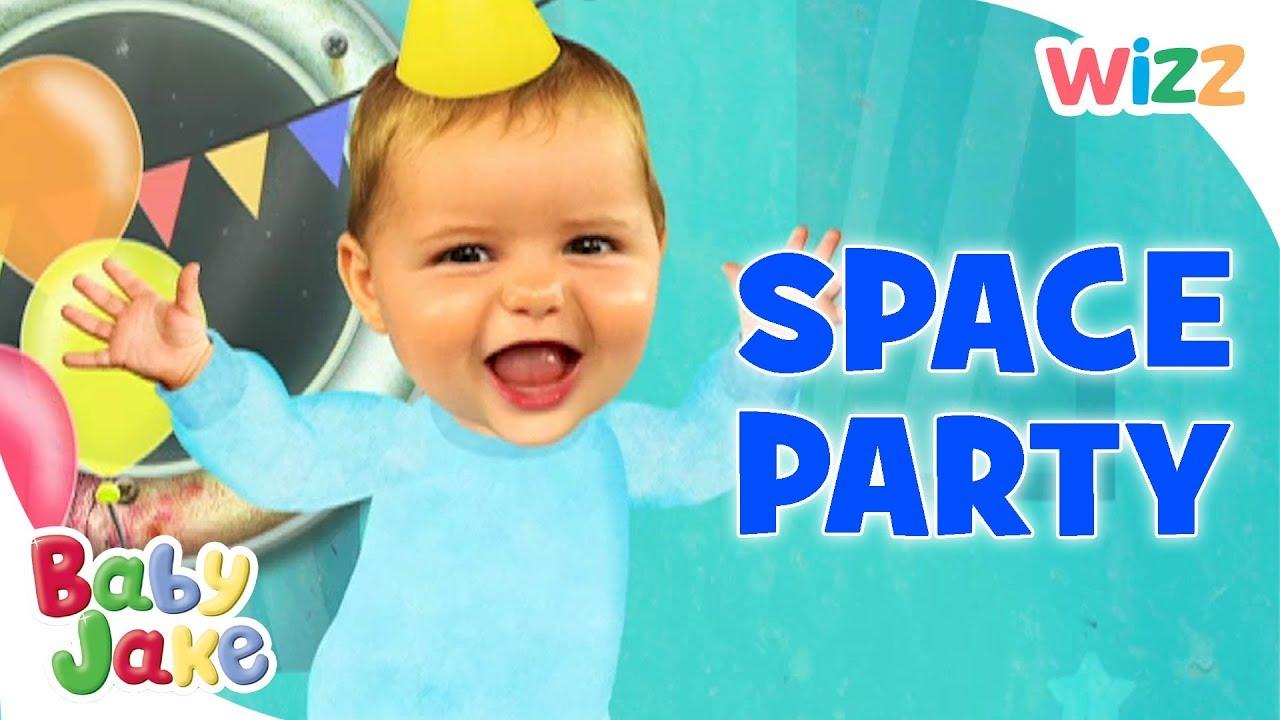 Baby Jake - Massive Space Party | Yacki Yacki | Full ...