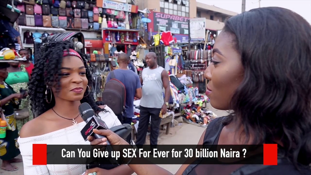 Can you give up SEX Forever For 30 billion? DelarueTV| Street'Ish
