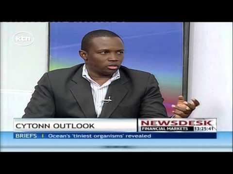Newsdesk Interview with Cytonn outlook CEO Edwin Ndandi