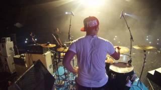 hijau daun live concert papua cobalah drum cam rio star