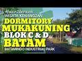 Video Mukakuning • Dormitory Blok D Batamindo Industrial Park • Kenangan Masa Lalu Mukakuning Batam
