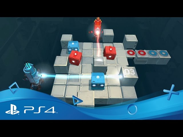 Death Squared | Gameplay trailer | PS4