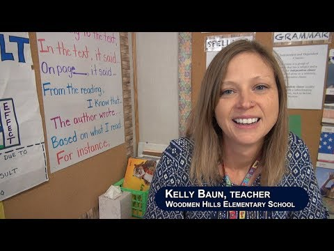 Kelly Baun, Teacher - Woodmen Hills Elementary School