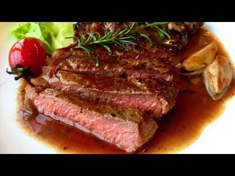 Cách làm Bò Bít Tết ngon như nhà hàng | Hướng dẫn làm Bò Bít Tết ngon mà dễ | How to cook Beef Steak