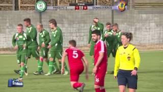 PAKSI FC II. - DUNAÚJVÁROS 1-1 (1:0)