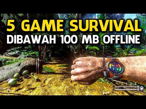 Top 5 Game Survival Offline Android Terbaik 2019 Di Bawah 100 MB Dijamin Keren & Seru !!! - 동영상