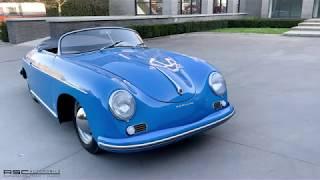 1955 Porsche 356 'pre-a' Speedster