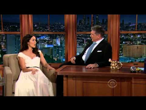 Abigail Spencer  gorgeous and funny  Craig Ferguson