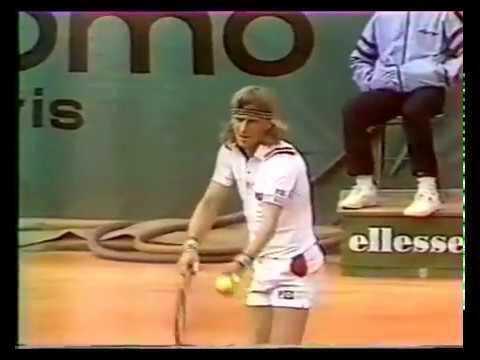 Borg vs Vilas (Monte Carlo 1980) final