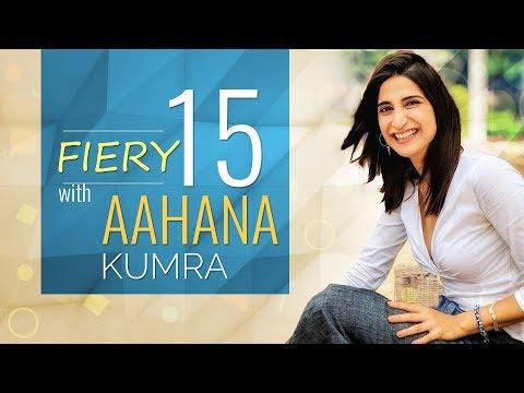 Aahana Kumra | Fiery 15 | Baat with Britto