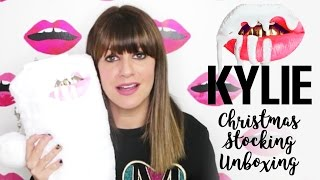 KYLIE Christmas Stocking | UNBOXING & GIVEAWAY