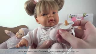 Мини-обзор куклы Llorens