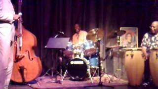 Rome Neal's Banana Pudding 7th Anniv. One Featured Artist Dwight West @ Nuyorican N 2.mp4