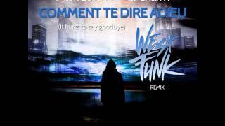 Comment te dire adieu (feat. RarCharm)  Westfunk Remix