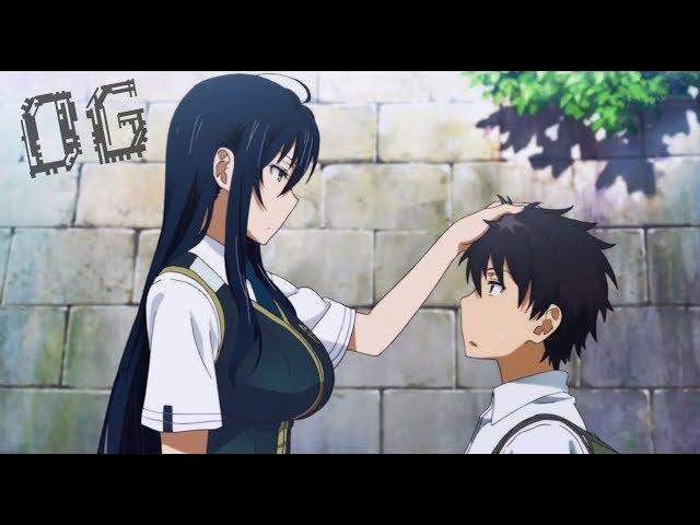 Tall guy anime short girl Manga cover
