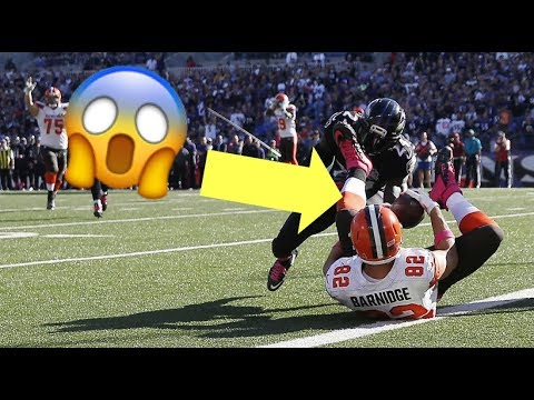 Luckiest Plays in Football History (HD)
