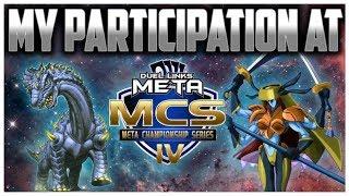 MINHA PARTICIPACAO NA MCS4 (top32)Yu-gi-oh Duel Links