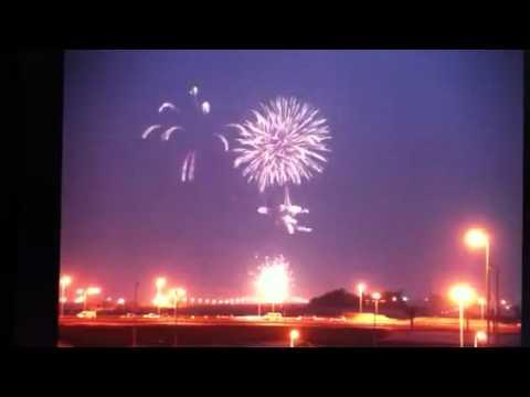 Bahrain International Airshow Firework