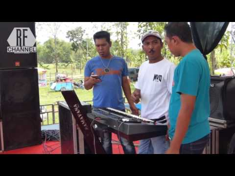 Unik Keyboard ala CAK MET New Pallapa dan main guitar Ky Ageng bersama brodin imam