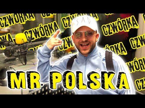 MR. POLSKA || Wywiad w Czwórce