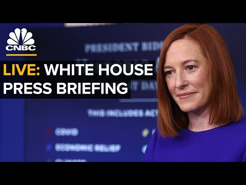 WATCH LIVE: White House press briefing — 3/4/21
