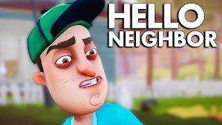 Hello Neighbor - KAKO JE SVE POCELO! (NOVI PODRUM)