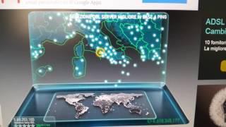 Speed Test Vodafone Fibra 50mega Roma