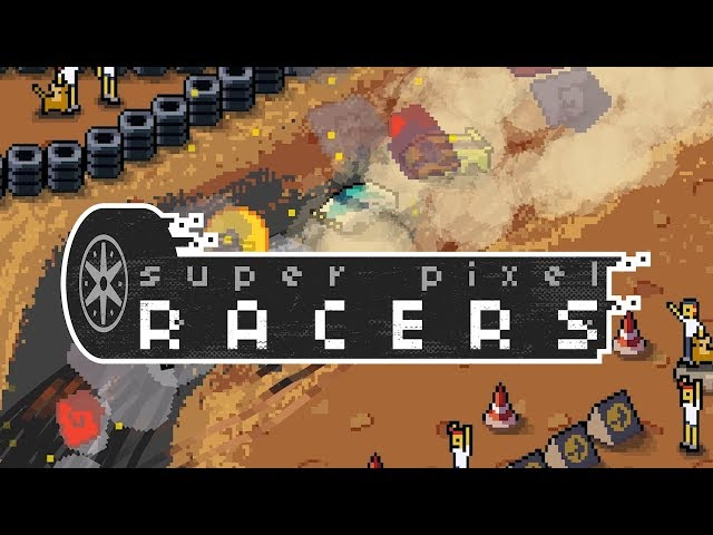 Super Pixel Racers - Announcement Trailer