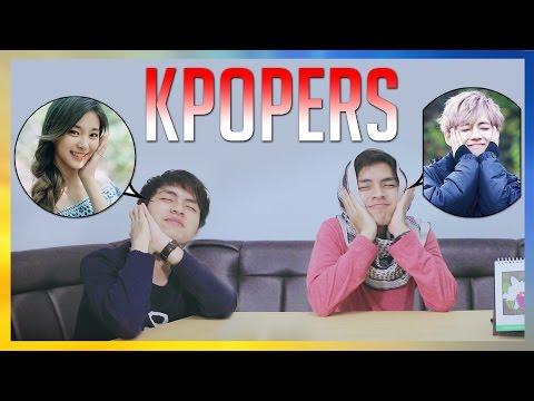 KEHIDUPAN KPOPERS Di INDONESIA - Psikotog EP1