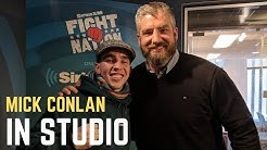 Mick Conlan In Studio: Conor McGregor, St. Patrick's Day Boxing and More | Luke Thomas