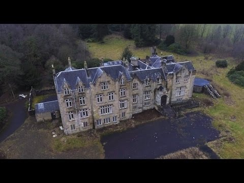 UNTOUCHED ABANDONED MANSION/SCHOOL!
