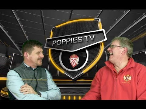 Marcus Law post match interview - Hitchin Town - 14/04/2018