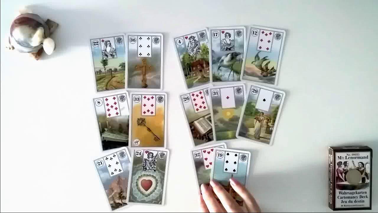 Обучение гаданию на 36 картах туз кубков значение карт таро при гадании