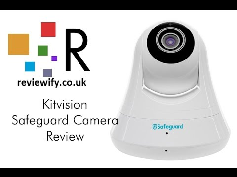 Kitvision Safeguard Indoor Home Security Camera Review