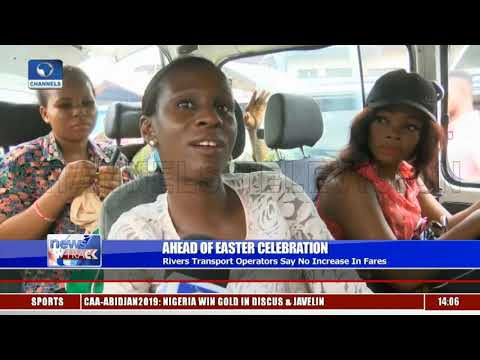 Easter: Low Turnout Of Passengers Observed In Some States